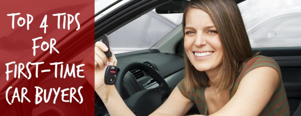 Car buying tips for young adults