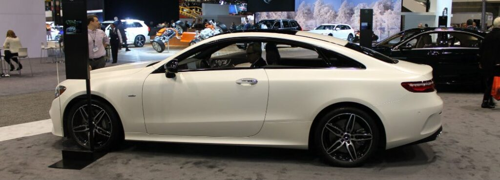 certified 2017 mb e class coupe df