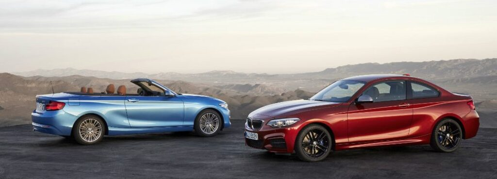 certified 2018 bmw 2 series release date