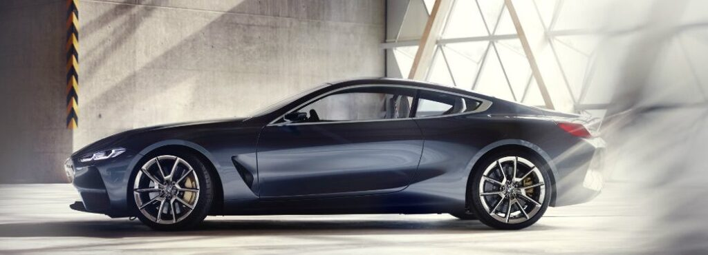 Certified bmw 8 series concept