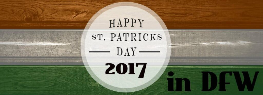 certified happy st pats 2017 dfw